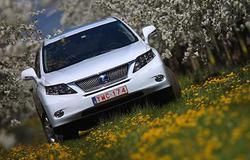 Lexus rx450h Premium(FR)