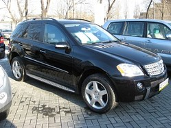 Mercedes-Benz ML 550 АМG