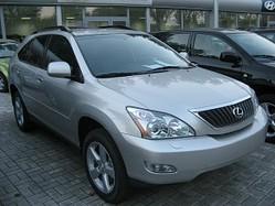 LEXUS RX 350 2007 г.
