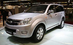 Great Wall Hover Cuv luxury