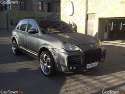 Porsche Cayenne (#461961)