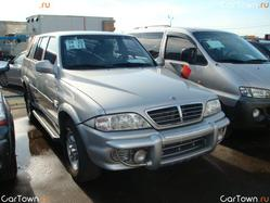 SsangYong Musso (#865660)